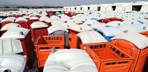 Champion Portable Toilets in Bryan,  TX